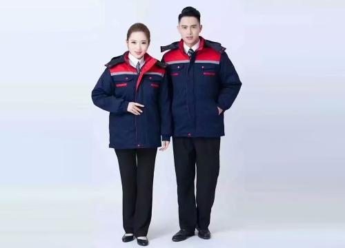 南京秋冬工作服